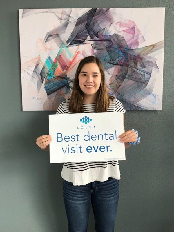 Best dental visit ever!